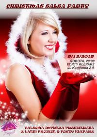 05.12.2015 - CHRISTMAS SALSA PARTY - Latin Project & Forty Kleparz