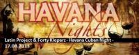 Havana Cuban Night by Latin Project 19 sierpnia 2013