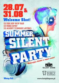 Silent Party - Forty Kleparz
